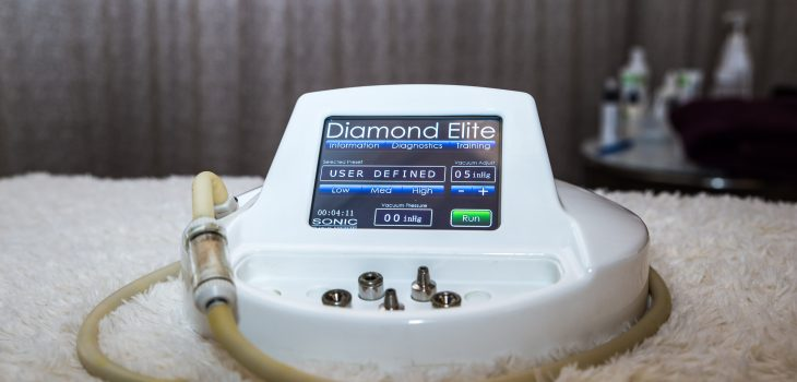 The Diamond Elite® microdermabrasion system